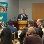 Embajador de España, Cónsul de Perú y Cónsul de Israel asisten a desayuno organizado por ONG Remar en Quito, Ecuador