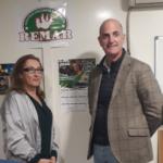 Cónsul de El Salvador en Andalucía entrega carta de agradecimiento a Remar ONG por su trabajo y acción en Situación de Emergencia