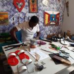 Trabajo, servicio, ayuda y esperanza a través de talleres ocupacionales en Remar Cabo Verde