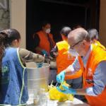 Remar S.O.S Ecuador actuando ante la necesidad de cientos de personas