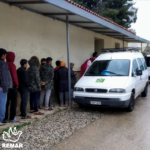 2,500 personas siguen recibiendo ayuda en el campo de refugiados de Malakasa, informe Remar S.O.S Grecia