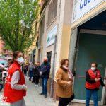 Remar S.O.S en Cataluña compromiso de amor y compasión con decenas de familias y personas necesitadas en situación de emergencia
