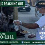 Remar SOS en Belice acoge y distribuye alimentos a los más vulnerables de la ciudad