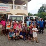 Remar en Guinea Ecuatorial recibe donación de vehículo enviado desde Remar España