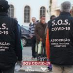 Paramédicos de catástrofe internacional (PCI) entrega a Remar Portugal reconocimiento por apoyo y responsabilidad social en el combate al COVID-19