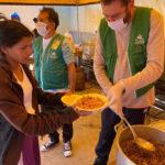 Remar S.O.S en Bolivia llevando alimentos y esperanza a cárceles de hombres y mujeres en San Pedro y Obrajes en La Paz, Bolivia