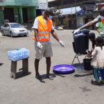 Remar SOS en Ghana alimentando diariamente a más de 400 personas en varias ciudades de Accra, Ghana