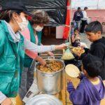 Remar SOS en Bolivia llevando alegría a niños de la calle de La Paz, Bolivia