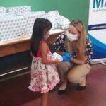 Vice-embajadora y cónsul del estado de Israel en Guatemala visita y entrega regalos en la Cuidad de Niños de Remar Guatemala