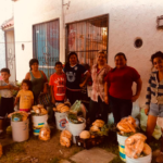Remar SOS en Guadalajara, México entrega más de 480 ayudas semenales en alimentos a cientos de personas sin recursos