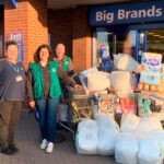 Más de 1,300 familias reciben ayuda en alimentos, Remar SOS en Nottingham, Reino Unido