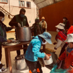 Cada vez más familias necesitan ayuda y Remar SOS en Bolivia actúa