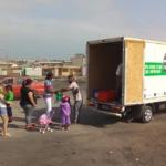 Remar SOS en Arica, Chile manos que obran amor a quienes más lo necesitan