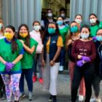 Programa de voluntariado de Iberia y Remar unen esfuerzos para repartir alimentos a las familias más desfavorecidas