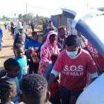 Remar SOS Sudáfrica sin cesar de hacer el bien por los más necesitados en situación de emergencia