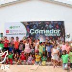 ¿Qué cómo?: Alimentación y mejora de los hábitos de vida saludable para niños, niñas y mujeres de La Comunidad de La Enconada