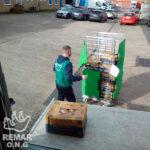 Donación de alimentos para Comedor Social de Remar Nottingham.