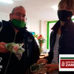 PROYECTO ÍNTEGRA: Desarrollo en Zamora (Proyecto de continuidad)