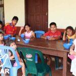 ¿Qué cómo?: Alimentación y mejora de los hábitos de vida saludable para niños, niñas y mujeres