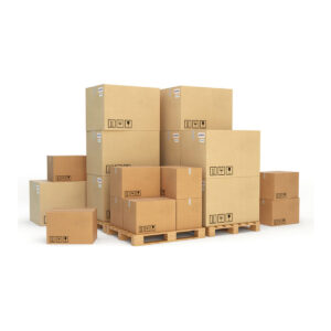 La importancia de las cajas de cartón y el plástico retráctil, para un correcto embalaje en una mudanza